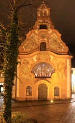 Church of the Holy Ghost, Fuessen