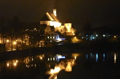 Lech River, Fuessen