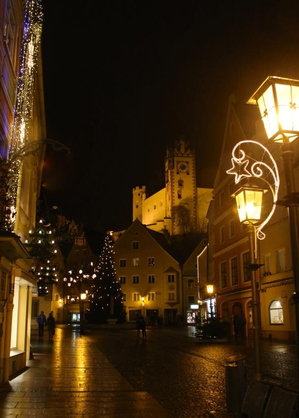 Clock Tower, Fuessen
