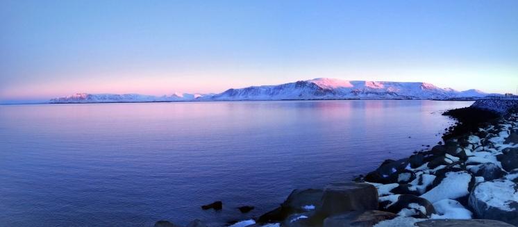 Reykjavik Seafront