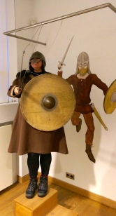 Me trying to be a Viking, National Museum
