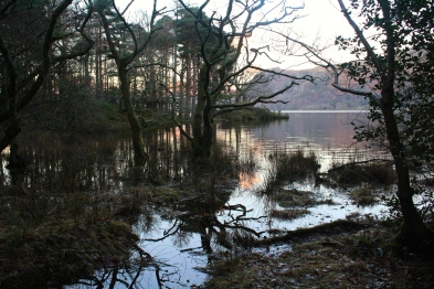 Great Bay, Derwentwater