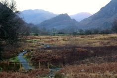 towards Borrowdale
