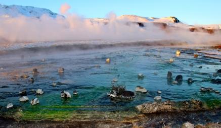 Geysir Geothermal Field