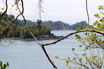Pacific Ocean from Cathedral Point at Manuel Antonio National Park