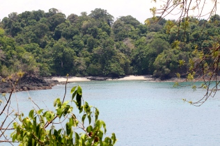 Playa Gemelas, Manuel Antonio National Park