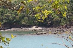 Playa Gemelas, Manuel Antonio National Park