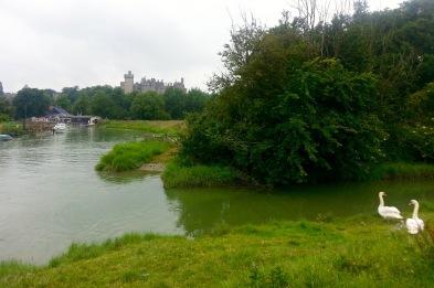 River Arun & Arundel Castle