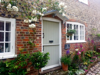Cute cottages of Arundel