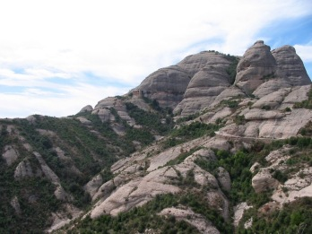 Monserrat Mountain