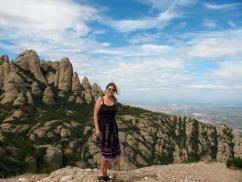 Me at Montserrat