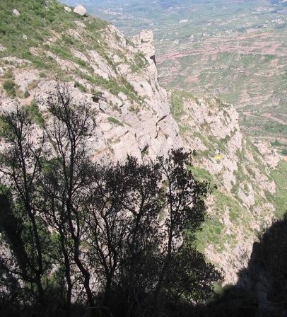 Montserrat Cable Car