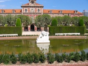 Parlament de Catalunya, Parc de la Ciutadella