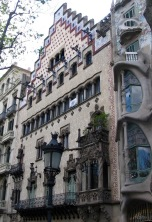 Casa Amatlla, 1890, Passeig de Gracia, Josep Puigi I Cadagalach