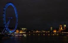 London Eye & River Thames