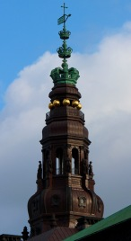 Rooftop of Christiansborg Palace