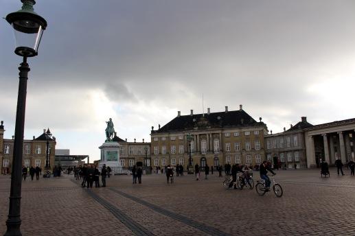 Amalienborg Palace & Opera Houe