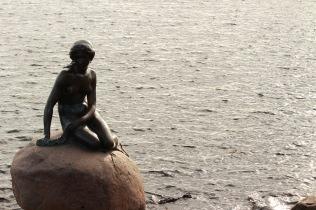 Little Mermaid Sculputre