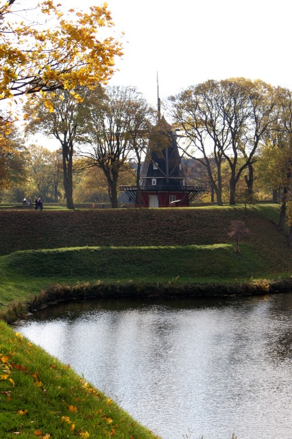 Windmill at Kastellet
