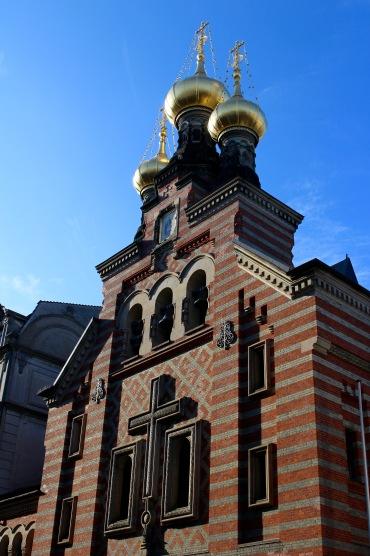 Alexander Nevsky Russian Church