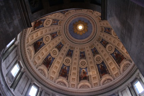 Dome of Frederik's Church