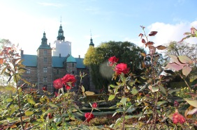 Rosenborg Palace and rose gardens