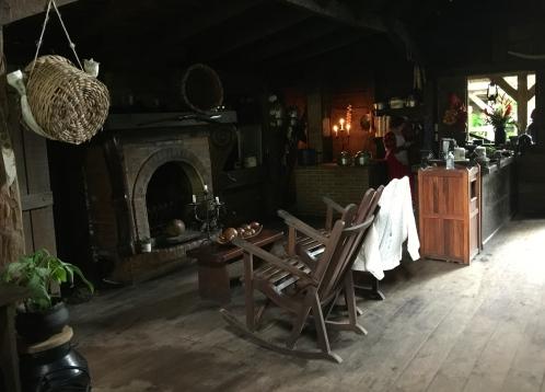 Casita de La Paz traditional farmhouse