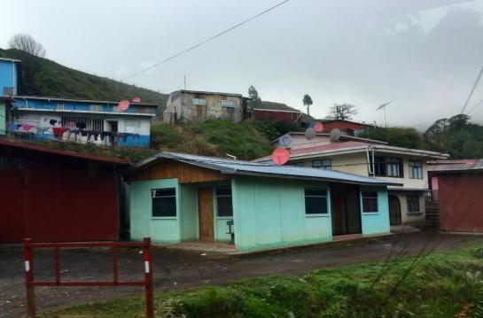 La Paz to San Jose
