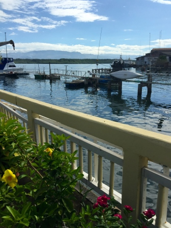 Puntarenas Dock