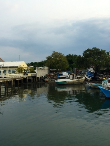 Puntarenas Dockyard