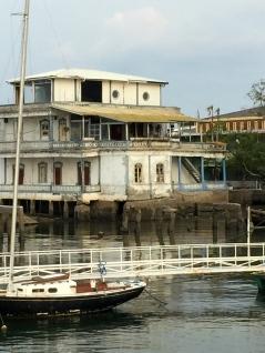 Puntarenas Docks