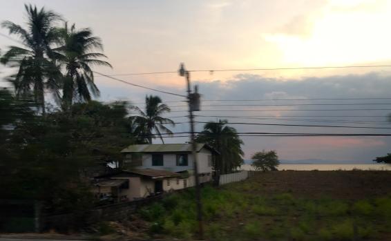 Journey from Puntarenas back to San Jose