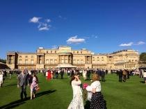 Buckingham Palace Garden Party