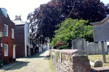 Watchbell Street, Rye