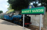 Romney, Hythe & Dungeness Railway