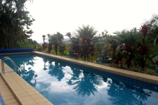 One of the 3 pools, Xandari Resort