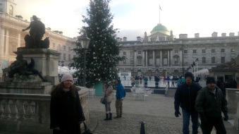 Somerset House & Ice Rink
