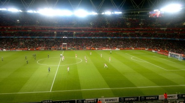 Arsenal, Emirates Stadium
