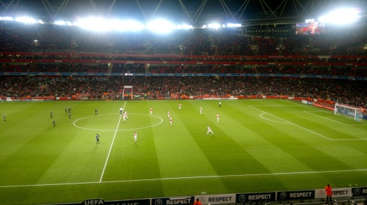 Arsenal, Emirates Stadium