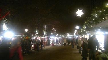 Winter Wonderland, Hyde Park
