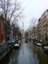Zuiderkerk 1614, Nieuwmarkt