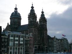Church of St Nicholas, Prins Hendrikkade