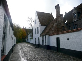 Almshouses, Beguinage