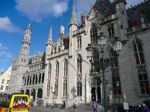 Provincial Court, Grand Place