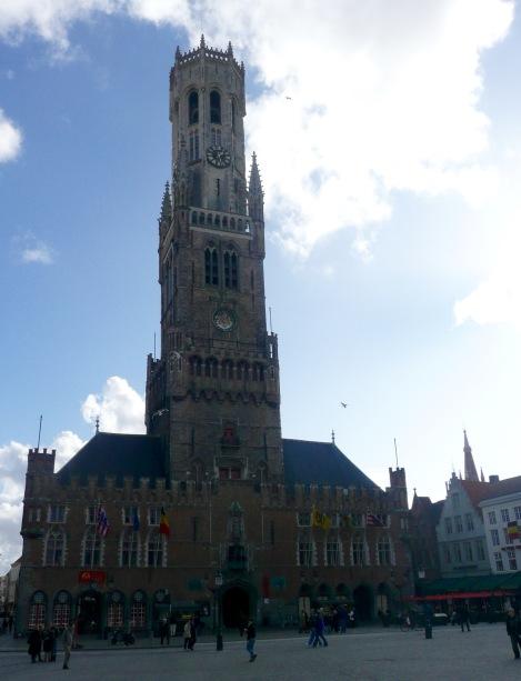 Belfort, belfry of Bruges, Markt 7