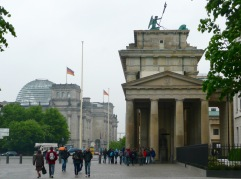 Brandenburg Gate & Reichstag Building