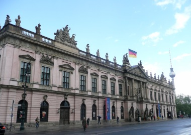 Zeughaus, 17th century Historical Museum