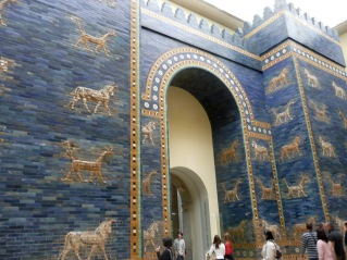 Ishtar Gate, ancient Babylon