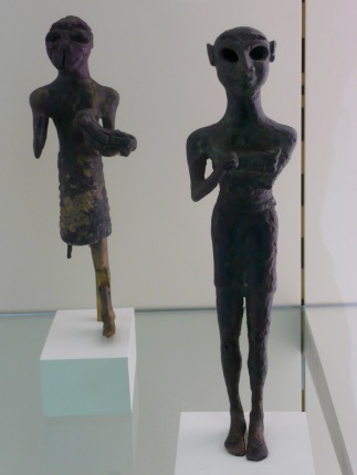 Surely proof aliens exist! Pergamon Museum