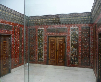Aleppo Room from Syrian broker's house in Ottoman period